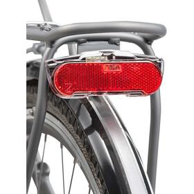 Axa Slim Steady Cykellygter, sort/gennemsigtig